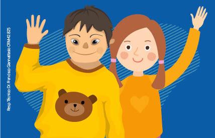 O que ensinar aos filhos sobre crianças especiais